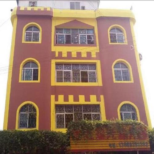 昆明市永胜星光幼儿园墙体彩绘