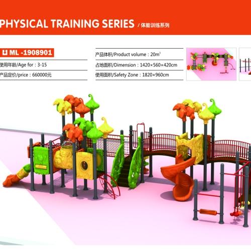 体能训练系列