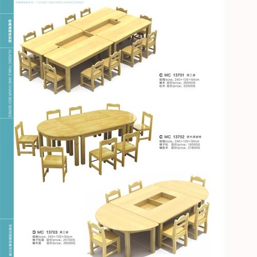 经典床桌椅